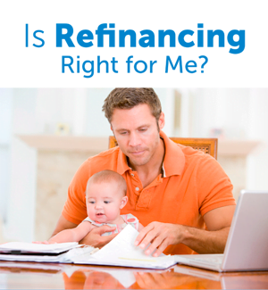 Is refinancing right for me?