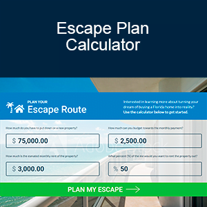 Calculator - Escape plan calculator