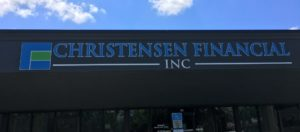New sign at CFI corporate