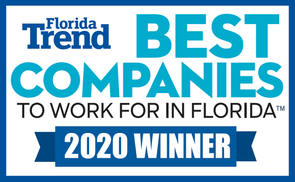 Florida Trend Winner logo 2020