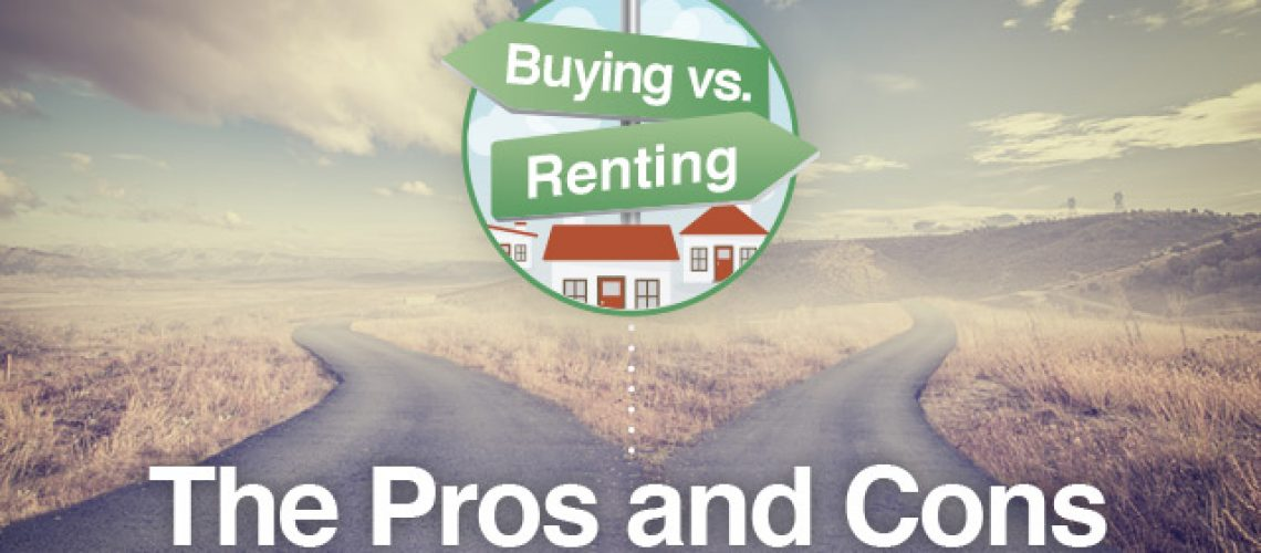 Buying Vs Renting - The Pros and Cons